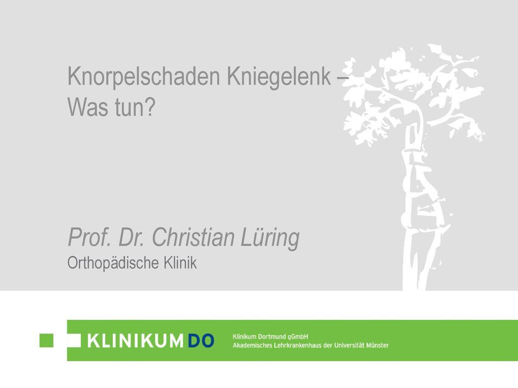 mikrofrakturierung knie kliniken