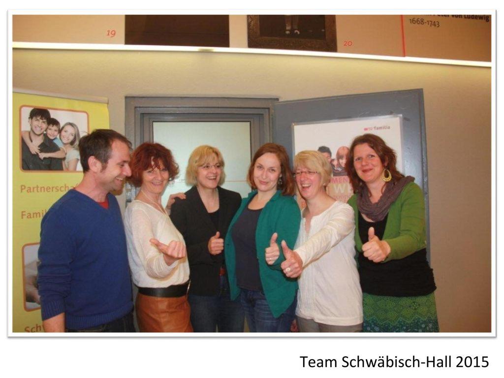 Team Schwäbisch-Hall 2015