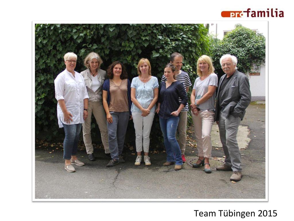 Team Tübingen 2015