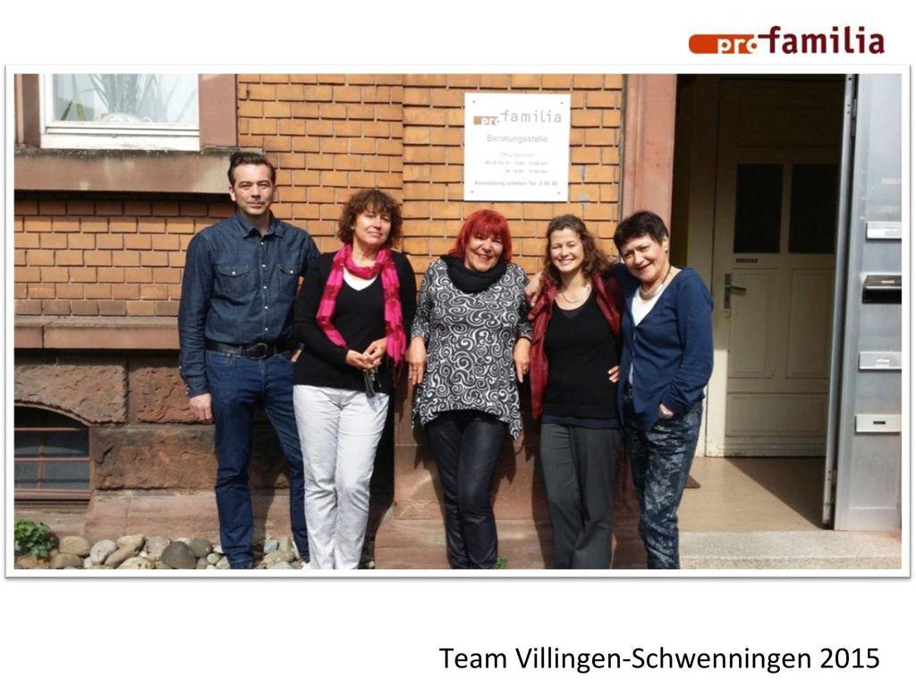 Team Villingen-Schwenningen 2015