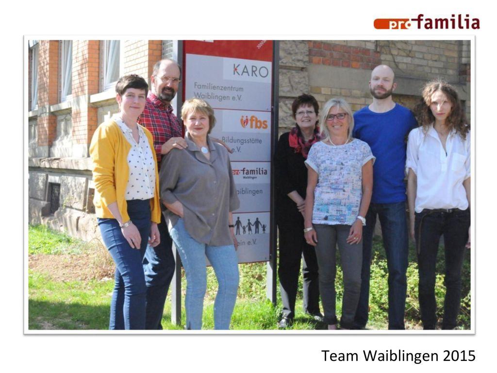 Team Waiblingen 2015