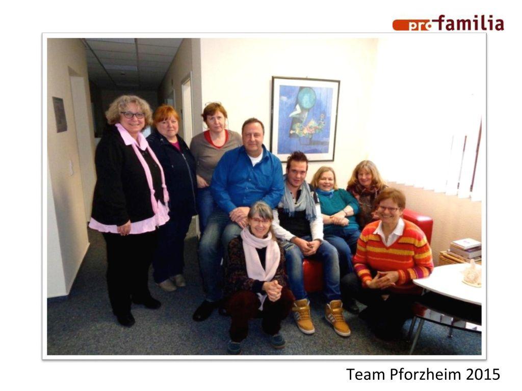 Team Pforzheim 2015