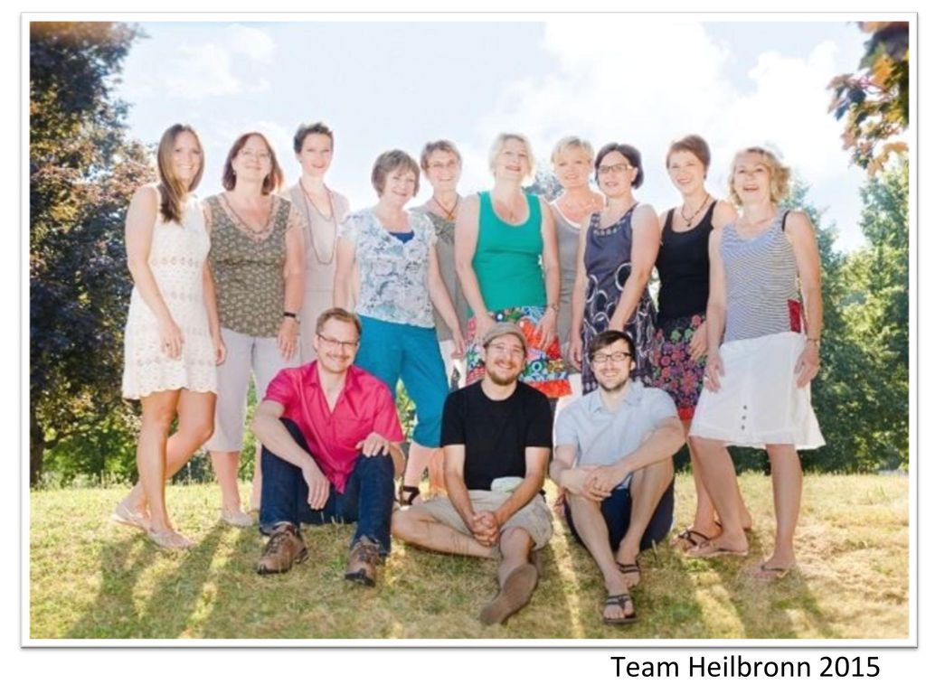 Team Heilbronn 2015