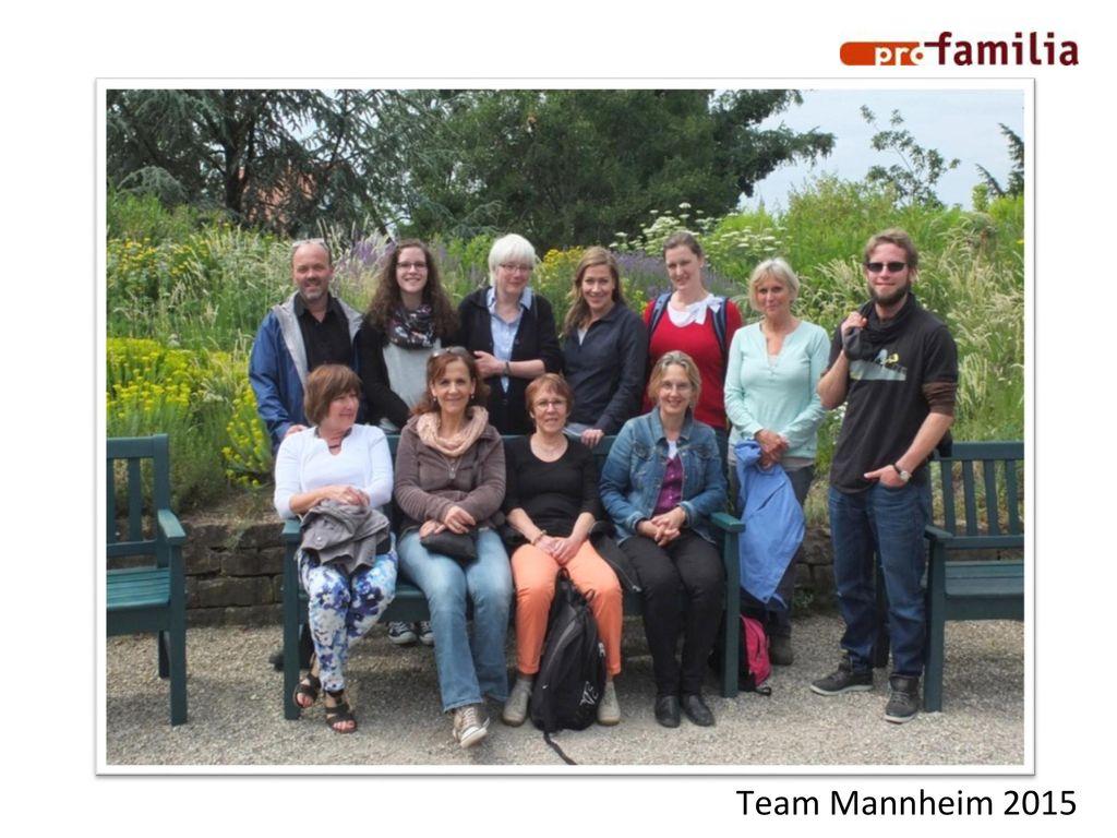 Team Mannheim 2015