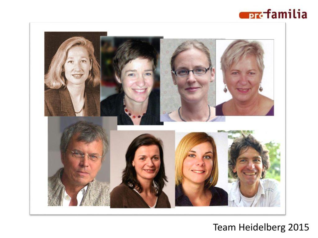 Team Heidelberg 2015
