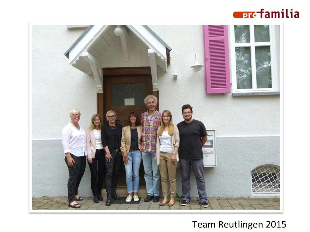 Team Reutlingen 2015