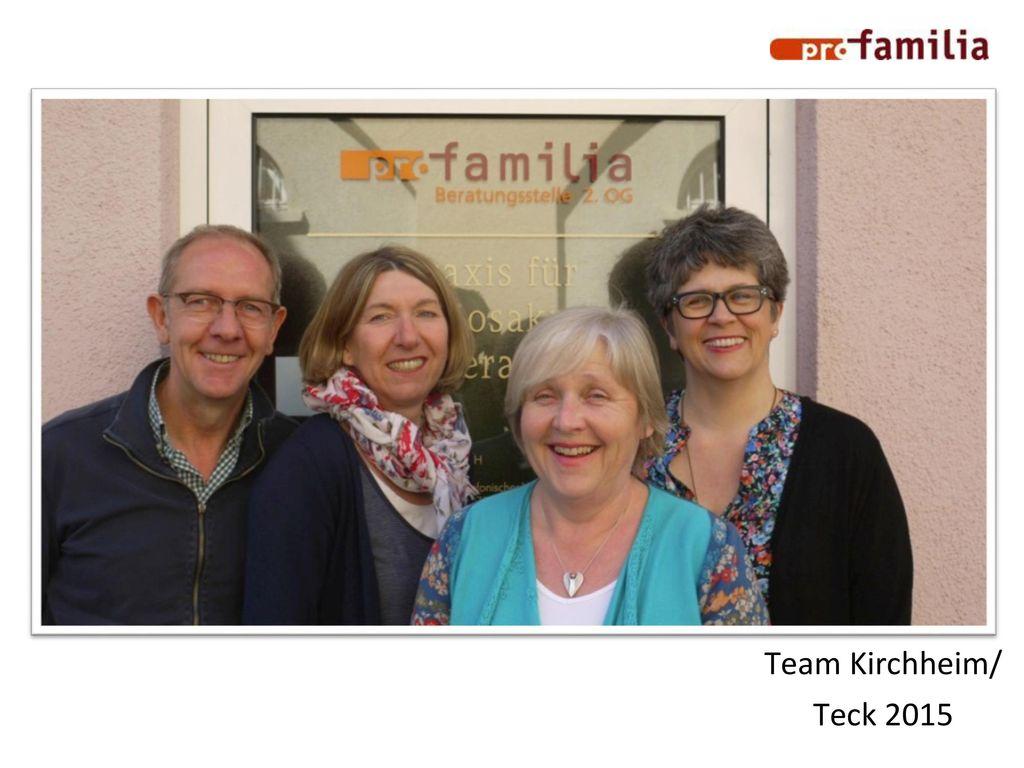 Team Kirchheim/ Teck 2015