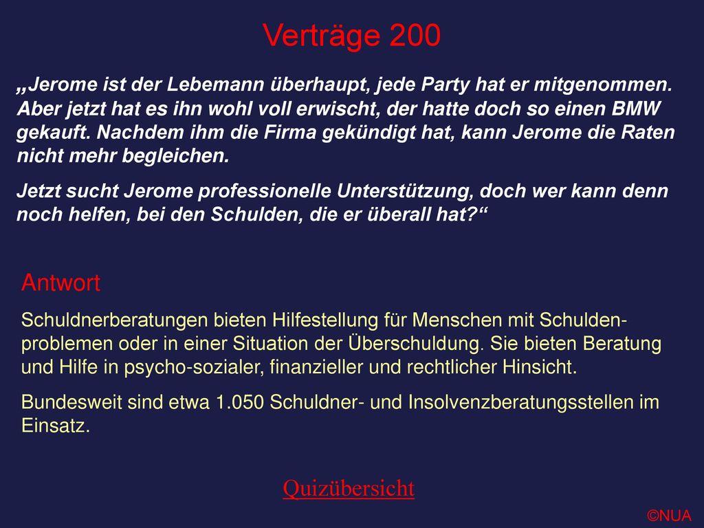 Verträge 200