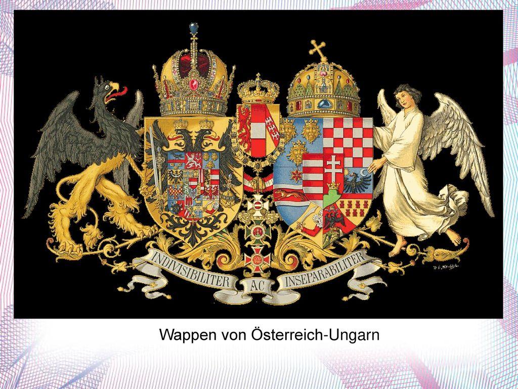 Wappen von Österreich-Ungarn