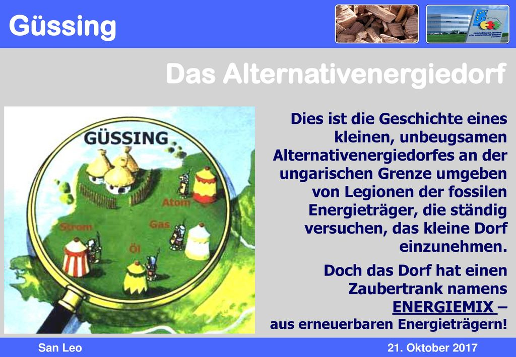 Das Alternativenergiedorf