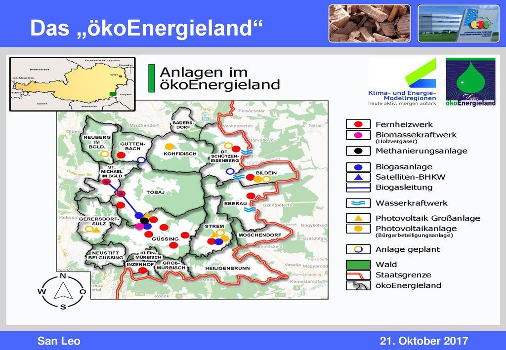 """Das """"ökoEnergieland"""
