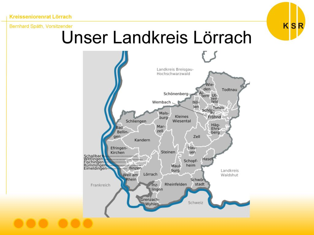 Unser Landkreis Lörrach