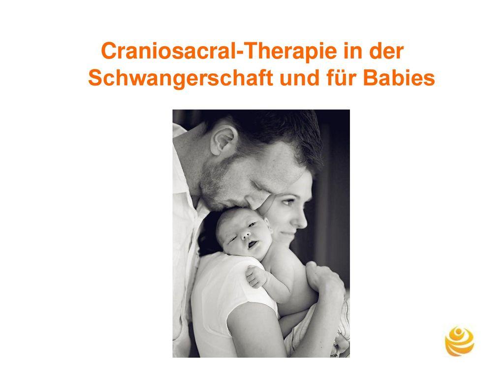 Craniosacral-Therapie in der Schwangerschaft und für Babies