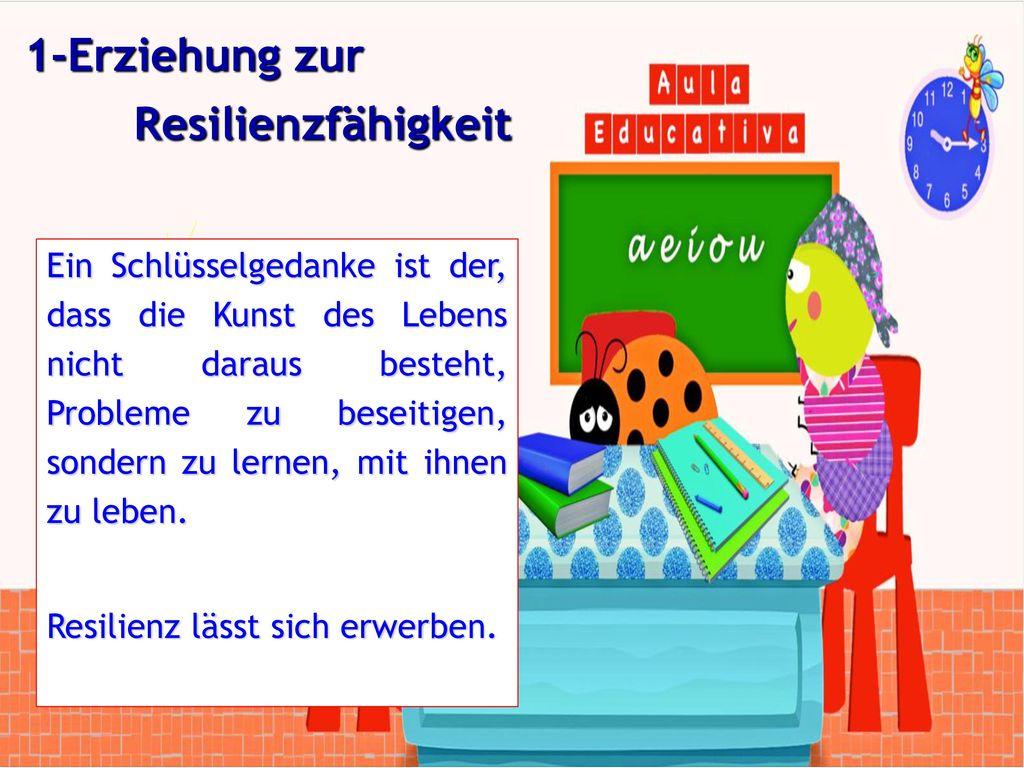 1-Erziehung zur Resilienzfähigkeit
