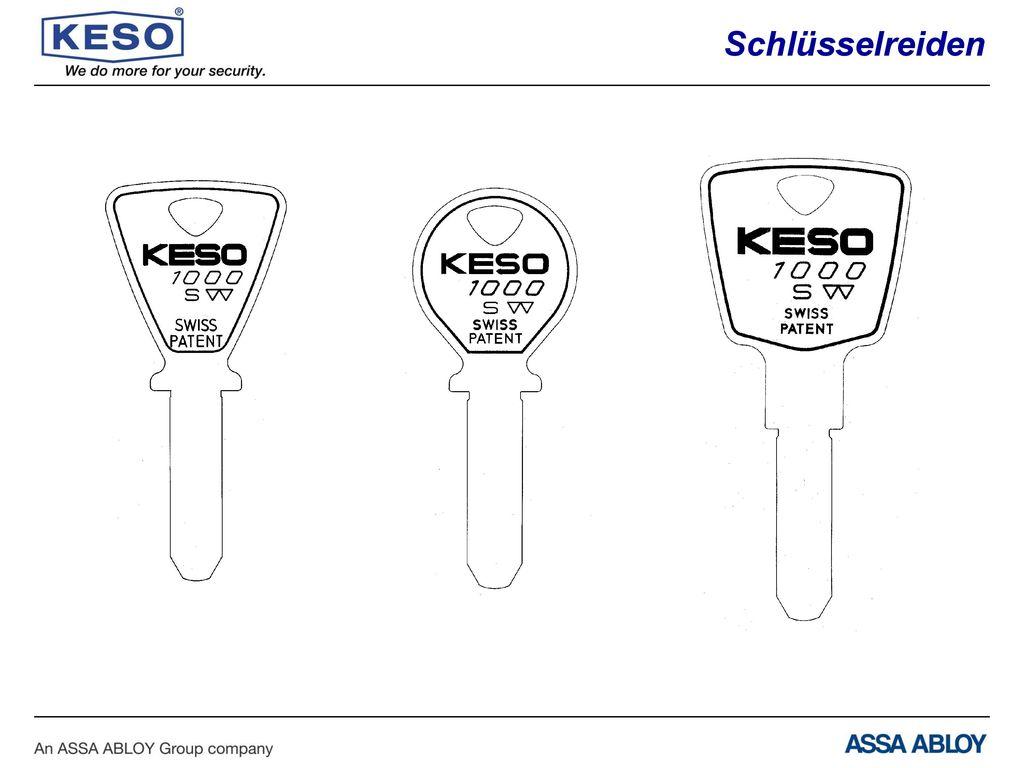 Schlüsselreiden