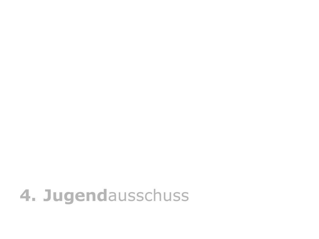 Gottfried 4. Jugendausschuss