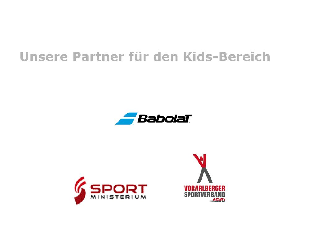 Unsere Partner für den Kids-Bereich