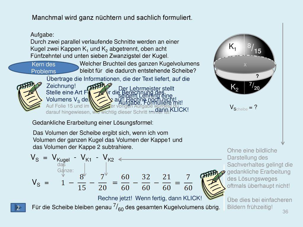 Darstellung von Bruchzahlen
