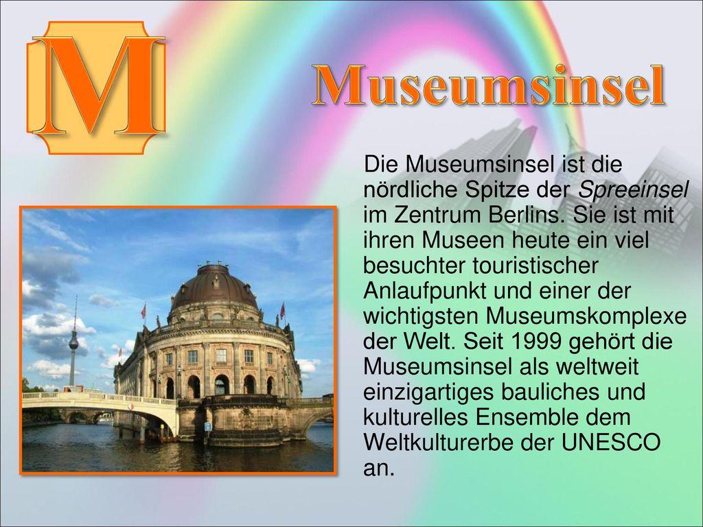 M Museumsinsel.