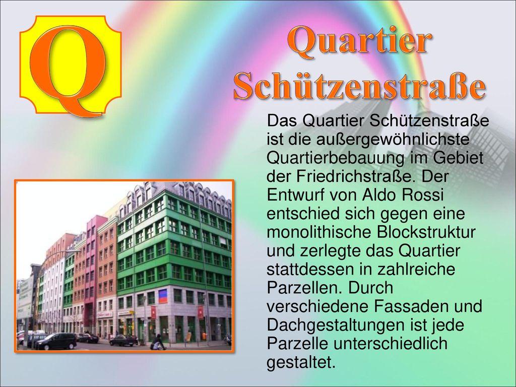 Q Quartier Schützenstraße
