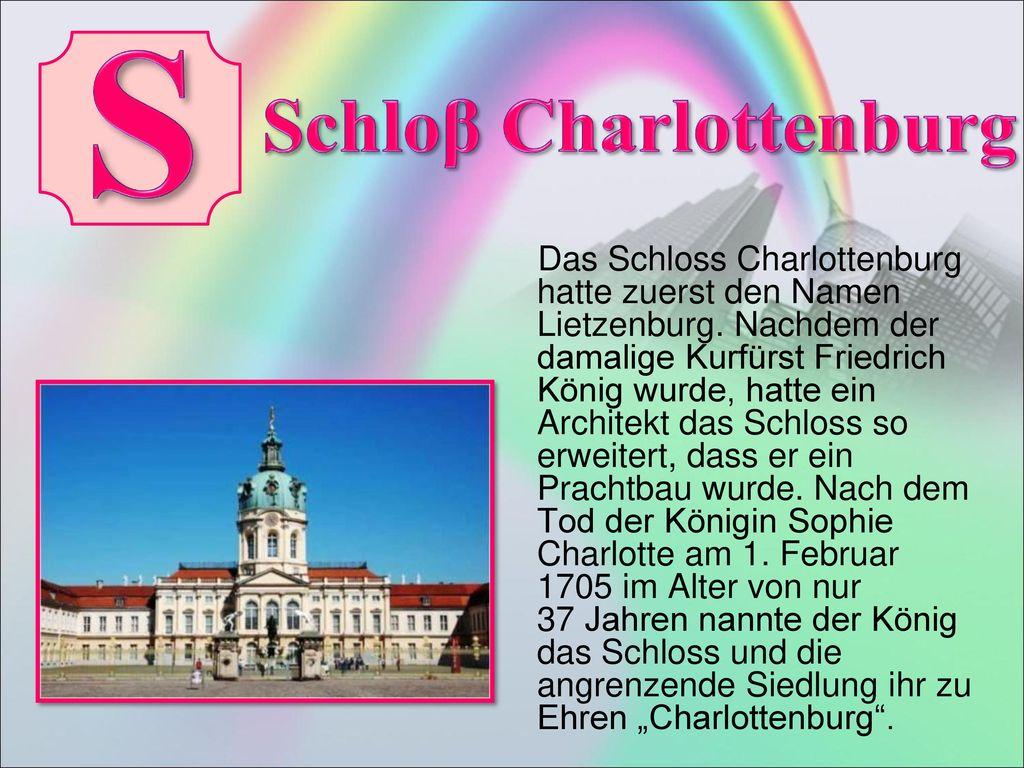 Schloβ Charlottenburg
