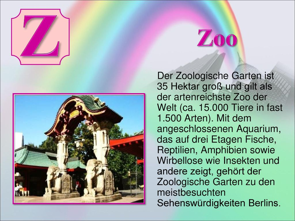 Z Zoo.