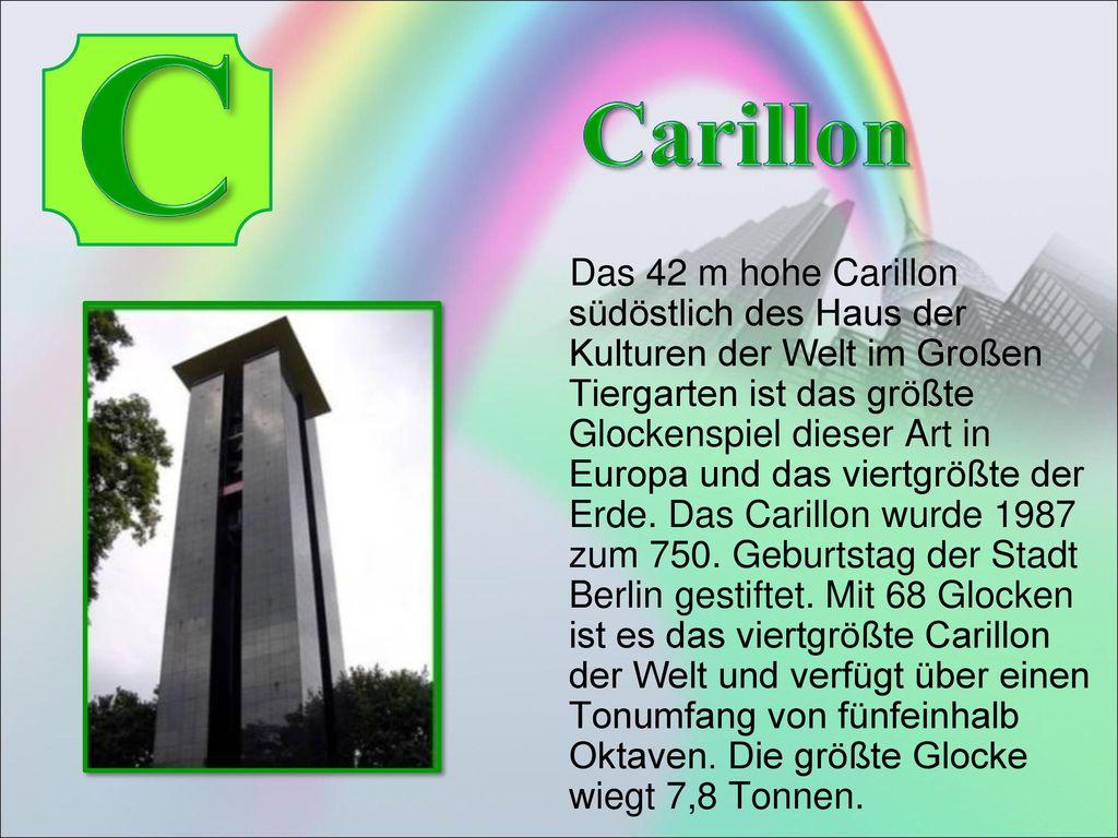 C Carillon.