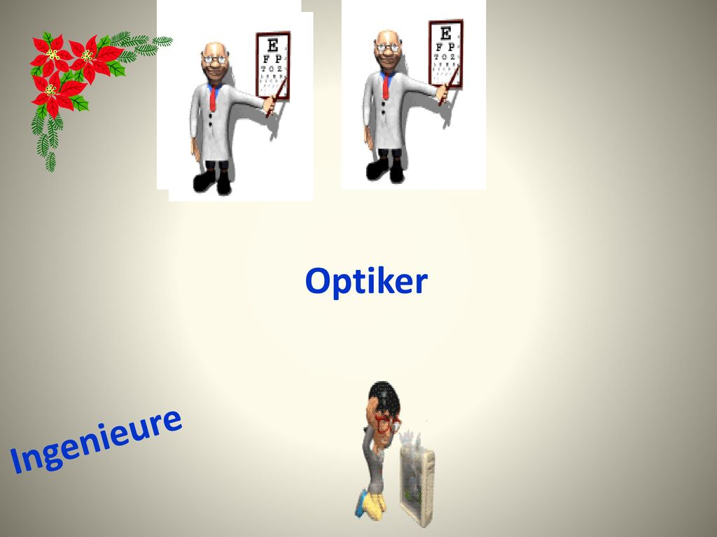 Optiker Ingenieure