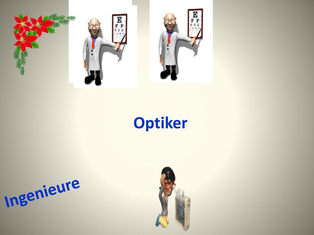 Optiker Ingenieure