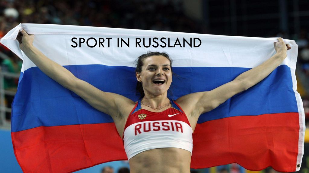 Sport in Russland