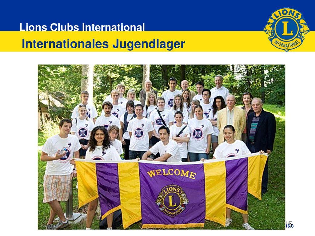 Internationales Jugendlager
