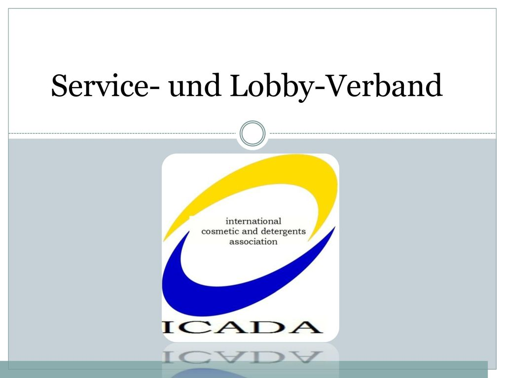 Service- und Lobby-Verband