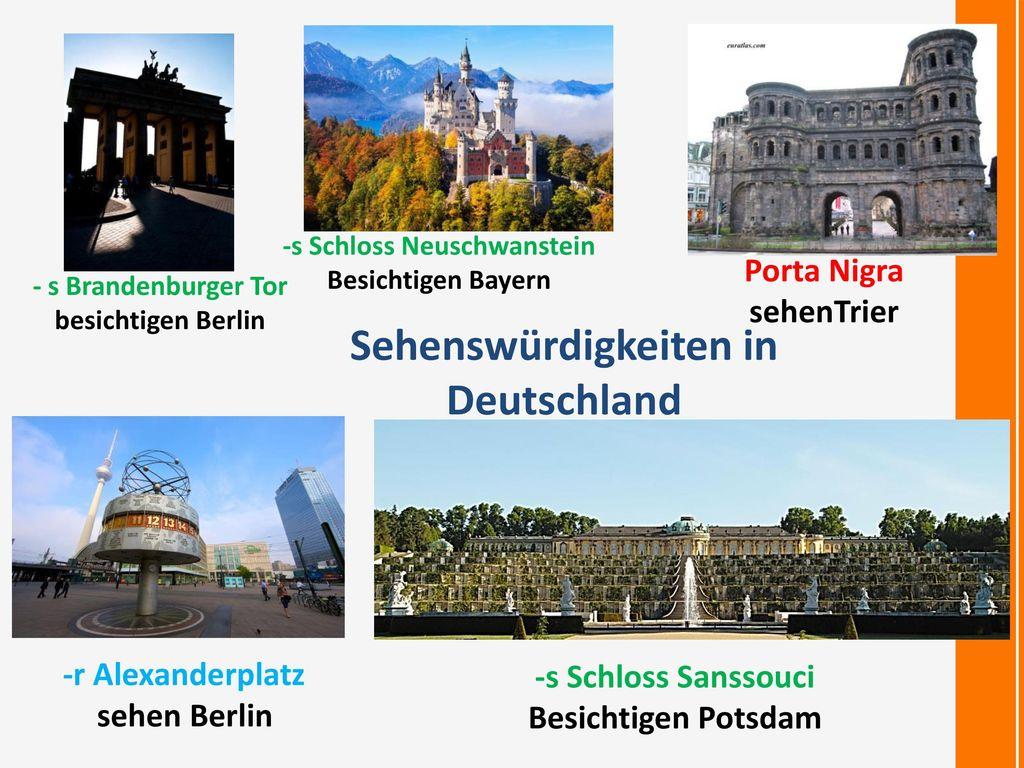 -s Schloss Neuschwanstein Sehenswürdigkeiten in Deutschland