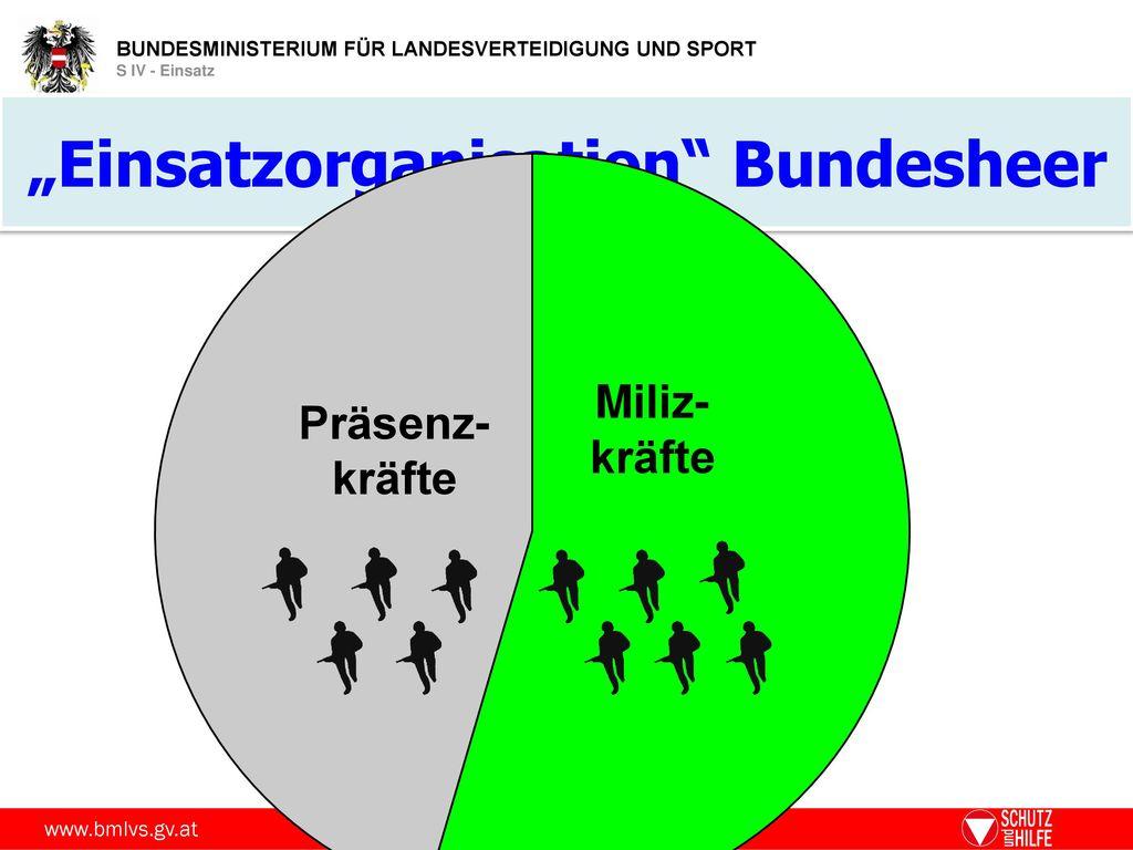 """""""Einsatzorganisation Bundesheer"""