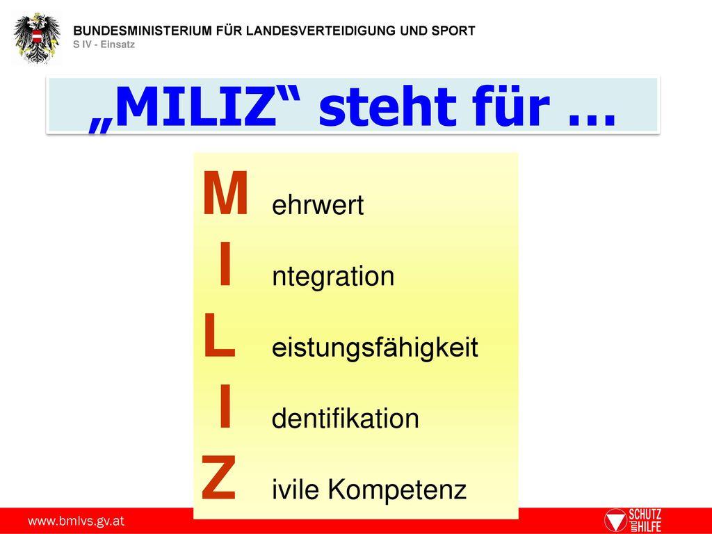 M ehrwert I ntegration L eistungsfähigkeit I dentifikation
