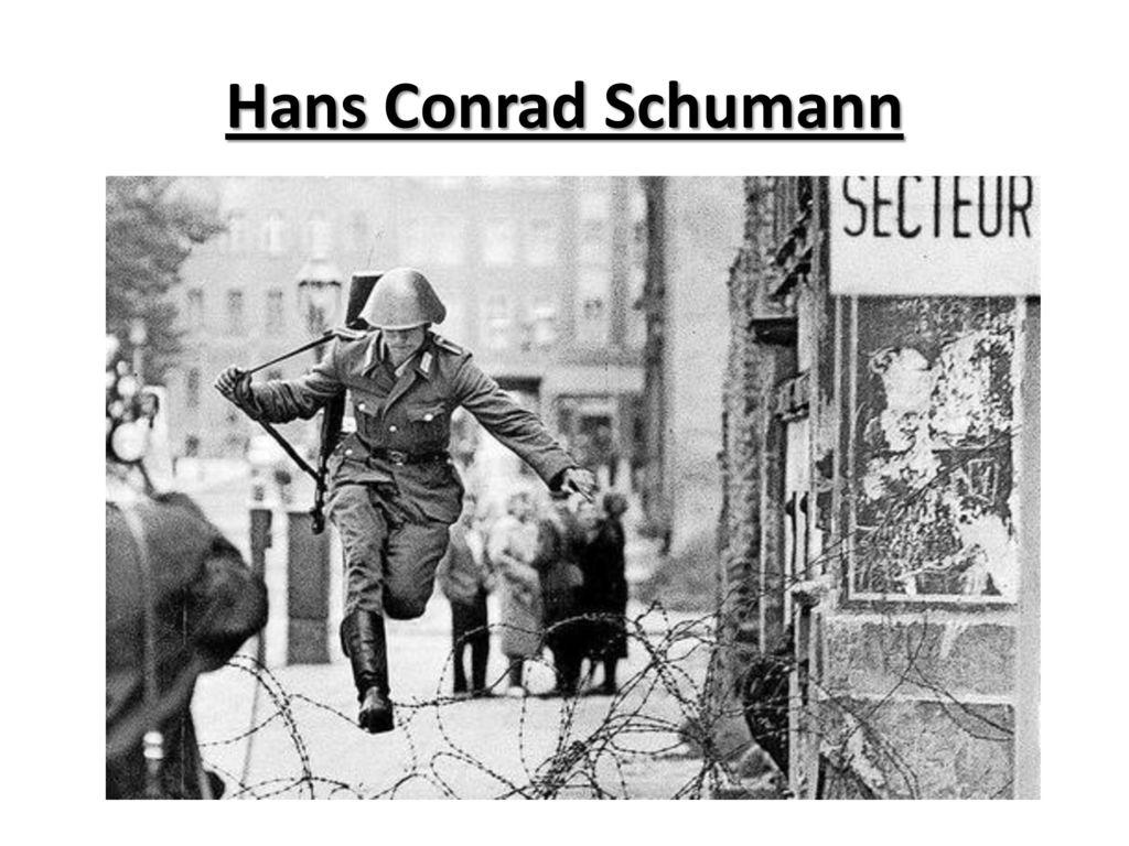 Hans Conrad Schumann