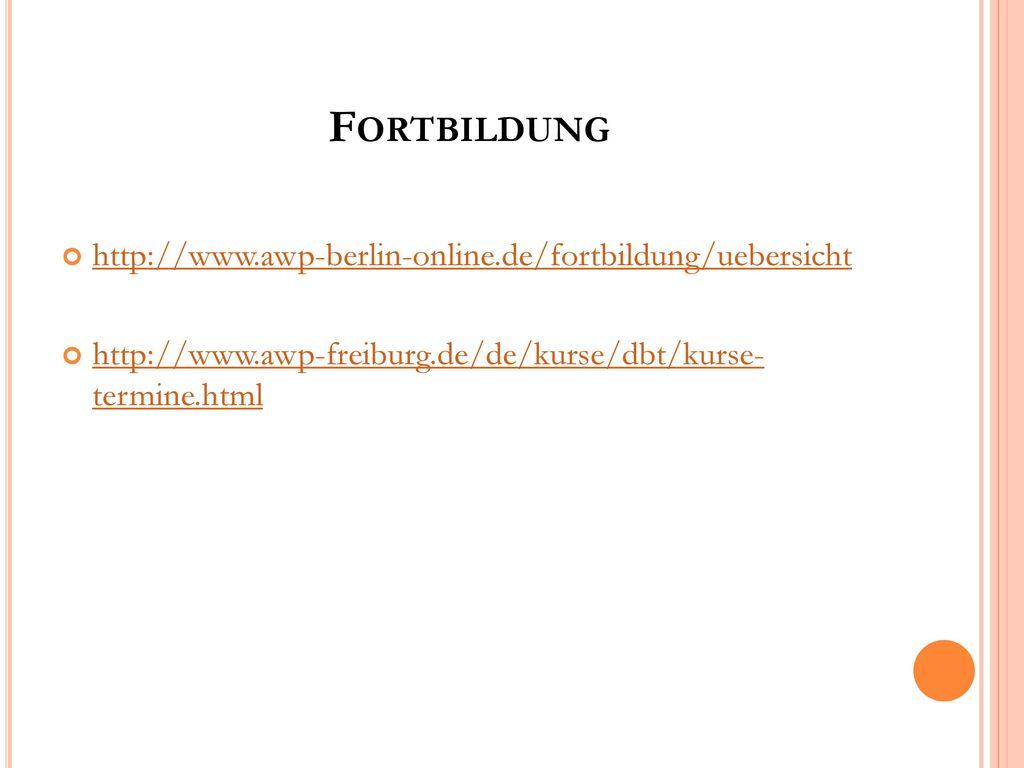 Fortbildung http://www.awp-berlin-online.de/fortbildung/uebersicht