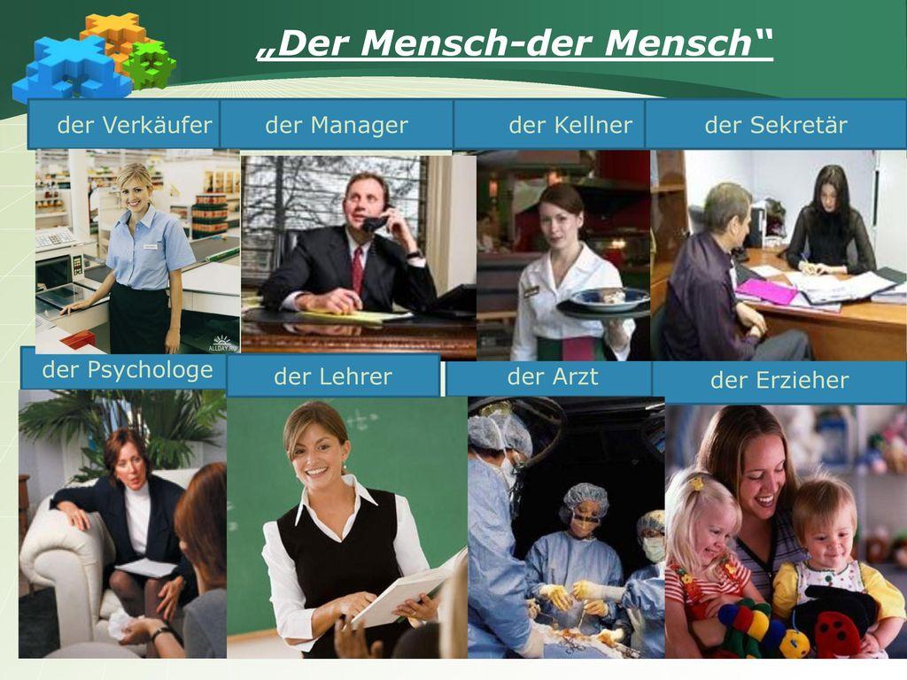 """Der Mensch-der Mensch"