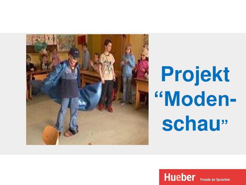 Projekt Moden-schau