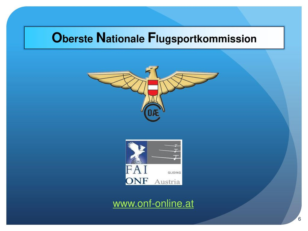 Oberste Nationale Flugsportkommission