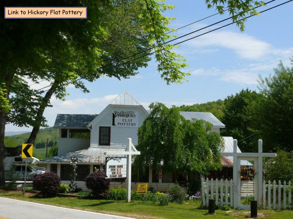 Link to Hickory Flat Pottery