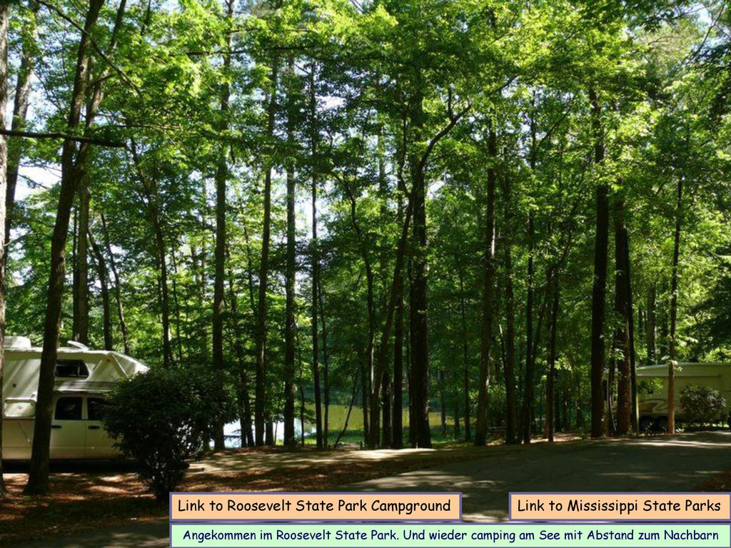 Link to Roosevelt State Park Campground
