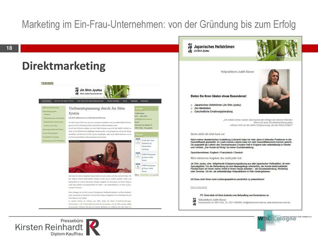 Marketing im Ein-Frau-Unternehmen: von der Gründung bis zum Erfolg
