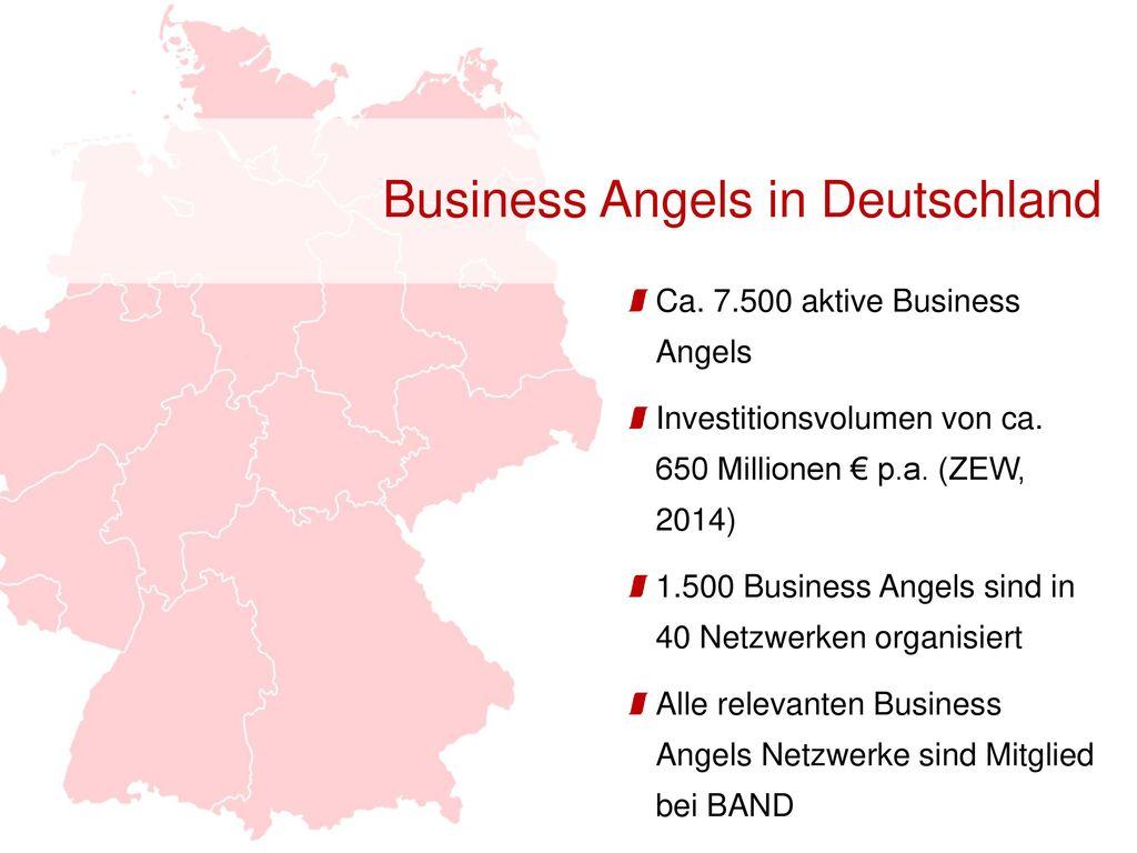 Business Angels in Deutschland