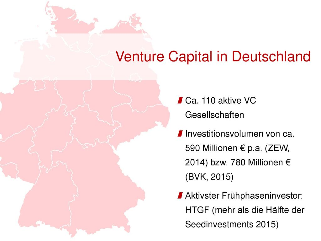 Venture Capital in Deutschland