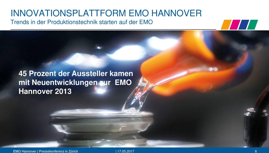 INNOVATIONSPLATTFORM EMO HANNOVER