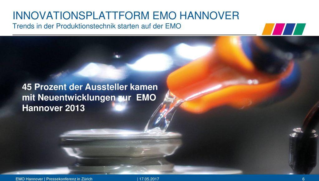 INNOVATIONSPLATTFORM EMO HANNOVER