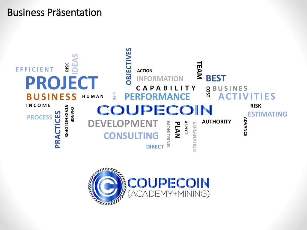 Business Präsentation
