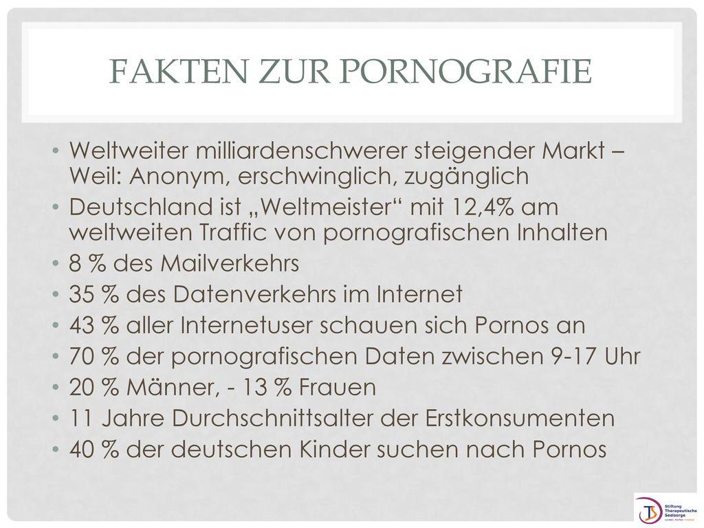 Fakten zur Pornografie