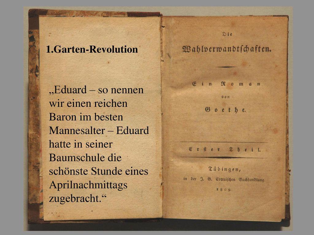 Garten-Revolution
